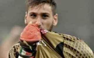 Calciomercato: donnarumma  milan  calcio  serie a  raiola
