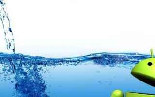 Alimentazione: android  acqua  idratazione  salute  app
