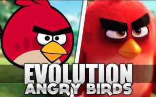 Mobile games: videogame  angry birds evolution
