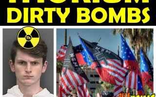 dal Mondo: florida atomwaffem nazisti suprematisti