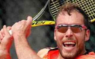 Tennis: tennis grand slam jerzy janowicz