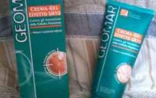 Bellezza: cellulite  crema  geomar