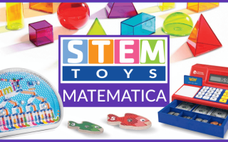 Giochi: 11 giocattoli educativi per divertirsi con la matematica