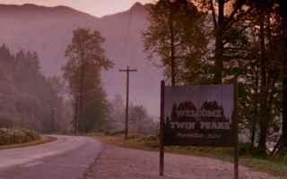 Televisione: twin peaks lynch curiosità