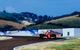 Formula 1: f1  vettel  test pirelli