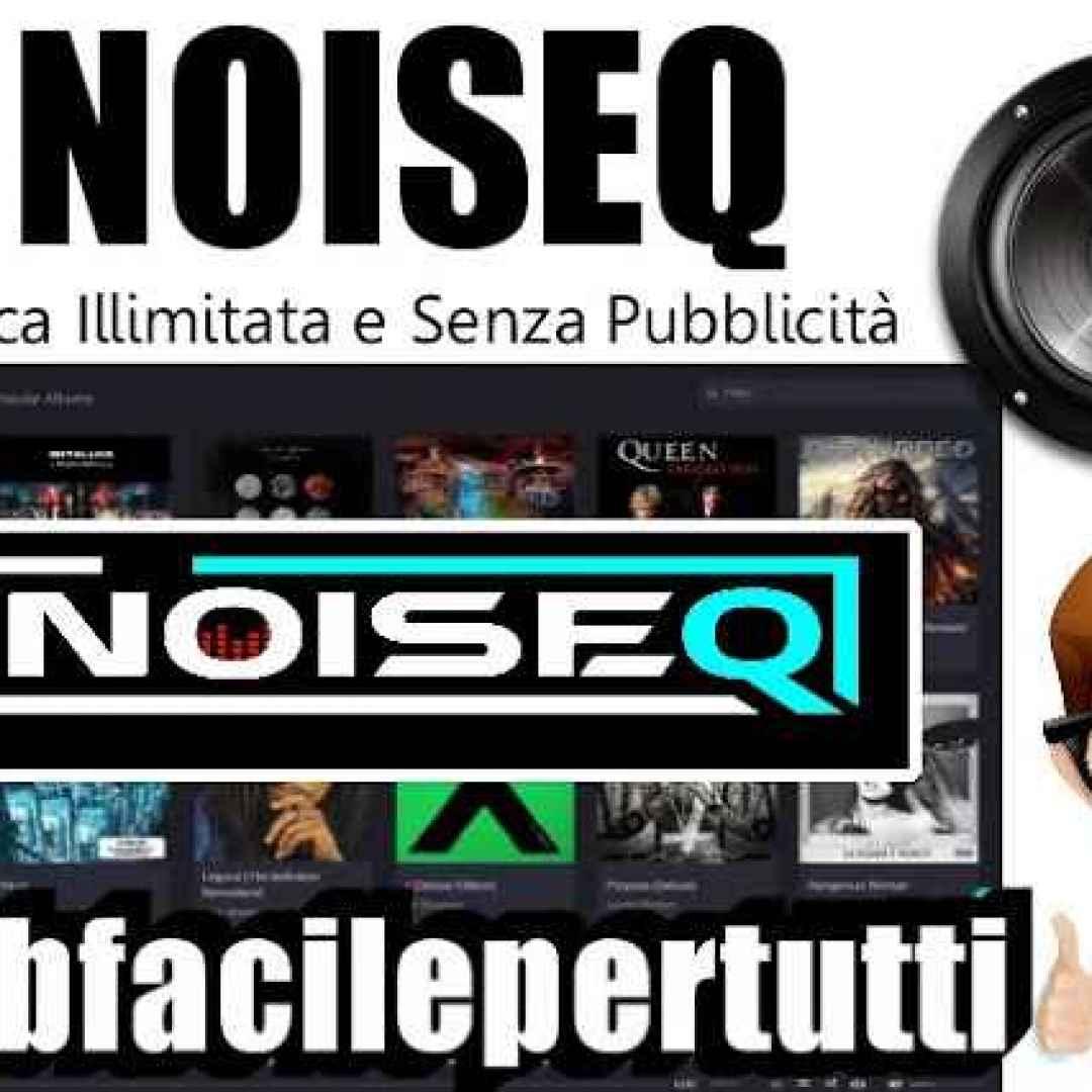 noiseq alternativa spotify