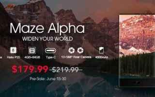 Cellulari: maze alpha  xiaomi mi mix  gearbest tech