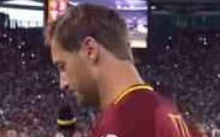 totti  roma  calcio  serie a  dirigente