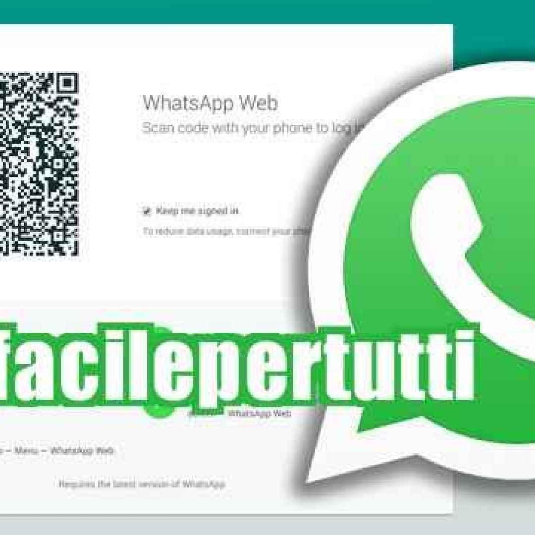 whatsapp cellulari
