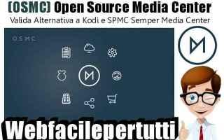 Software Video: osmc open source media center