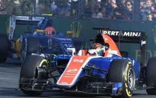Formula 1: formula1  manor  montecarlo
