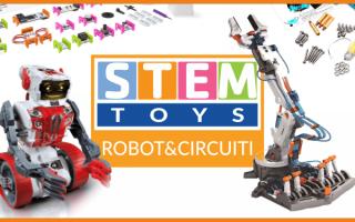 Giochi: robot