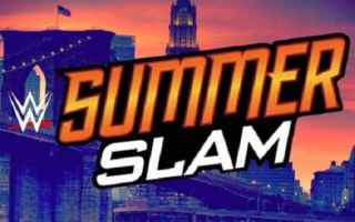 Sport: wwe  wrestling  summerslam