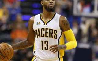 Basket: nba  mercato  paul george