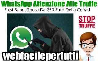 Sicurezza: whatsapp