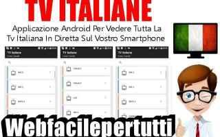 App: tv italiane app streaming