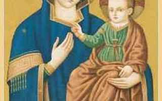 Religione: consolata  icona bizantina  torino