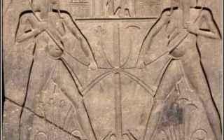Cultura: antichi egizi  feste  horo  misteri