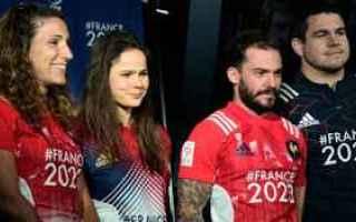 Rugby: Ecco i punti forti della candidatura di #france2023 alla rugby worldcup !