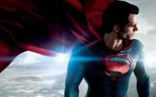 Cinema: justice league  poster superman