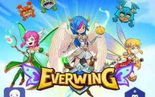 Giochi Online: everwing  facebook messenger