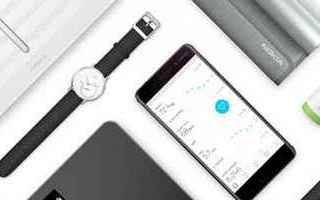 Fitness: nokia  salute  digital health