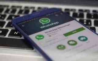 App: whatsapp  fake update