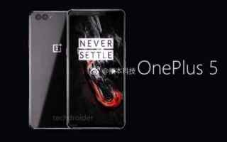 oneplus 5  smartphone  android nougat