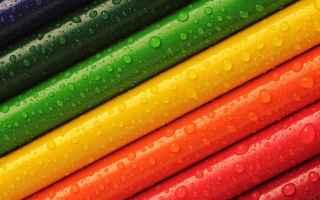 Psiche: colori psicologia del colore psicologia