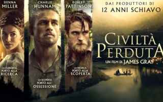 civiltà perduta robert pattinson film