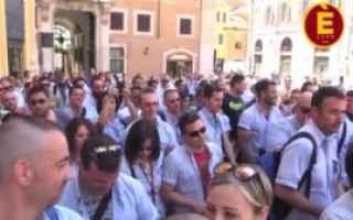 Roma: atac  sciopero  trasporto pubblico