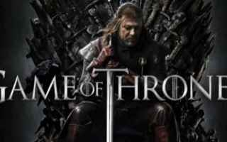 game of thronos  tv  serie tv