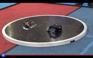 Tecnologie: giappone  robot  sumo  tecnologia