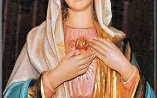 Religione: cuore immacolato  maria  consacrazione