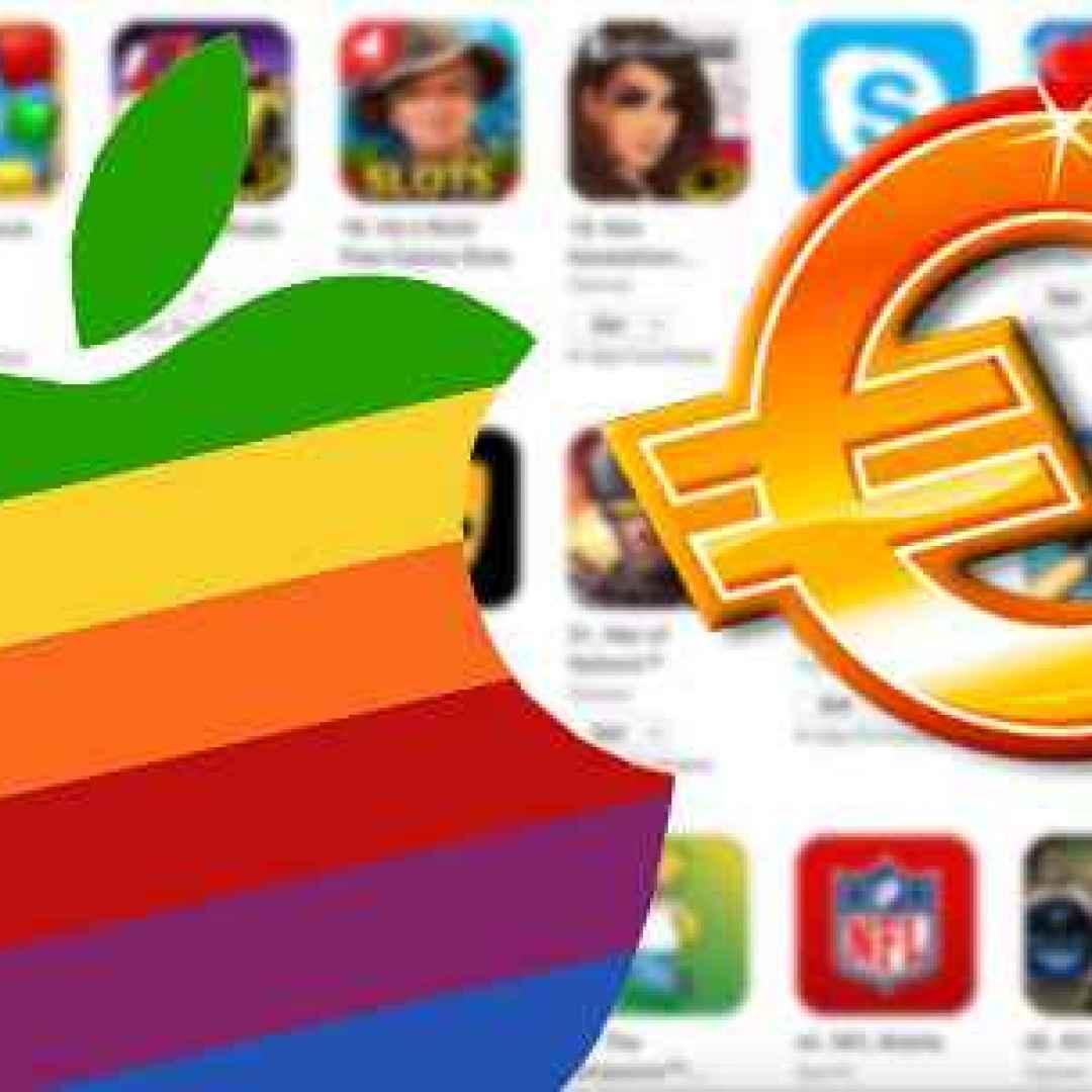 ios iphone apple sconti giochi app