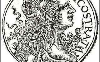 Cultura: antevorta  arcadia  carmenta  mitologia