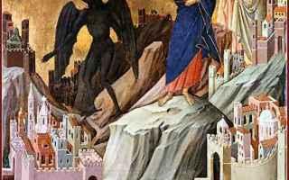 Religione: città santa  cristo  diavolo  dio