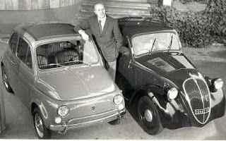 Automobili: Le utilitarie Fiat che hanno segnato la storia