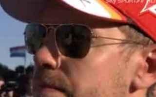 Formula 1: vettel  hamilton  ferrari  baku