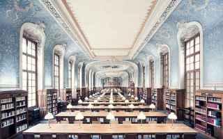 Architettura: fotografia  biblioteche  libri