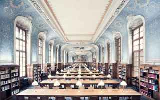 fotografia  biblioteche  libri
