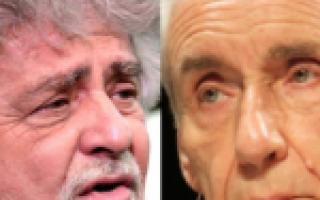 Politica: grillo  rodotà  m5s