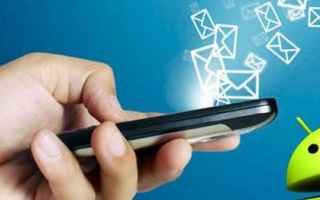 Android: sms messaggi android applicazioni