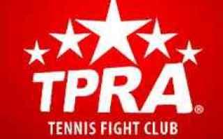 Tennis: tennis  amatoriale  tpra  tornei