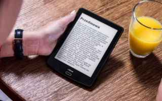 Tablet: inkbook prime  e-reader  e-ink  android