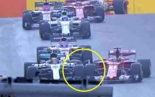 Formula 1: f1  vettel. hamilton  baku