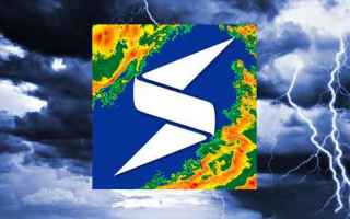 Scienze: meteo temporali allerta android