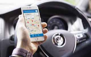 Automobili: auto elettrica  app  zapgrid  ricarica