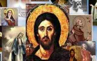 Religione: santi 2017  calendario  festeggiamenti