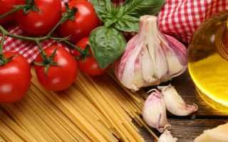 Alimentazione: dieta mediterranea  caratteristiche
